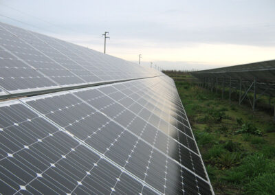 Impianto solare a terra a Rovigo