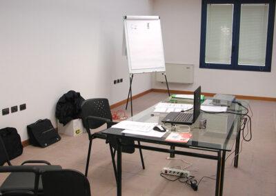 Aula per formazione